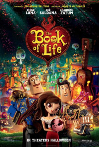 The Book of Life Poster 1