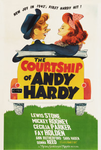The Courtship of Andy Hardy Poster 1