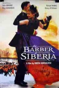 The Barber of Siberia Poster 1