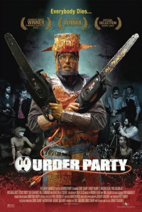 Murder Party Poster 1