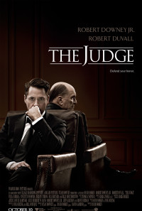 The Judge Poster 1