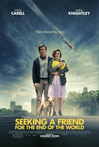 Seeking a Friend for the End of the World Poster 1