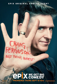 Craig Ferguson: Just Being Honest Poster 1