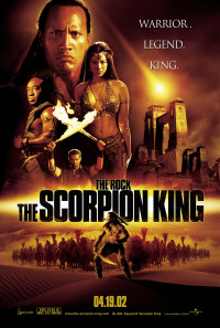 The Scorpion King Poster 1