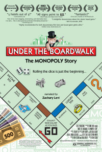 Under the Boardwalk: The Monopoly Story Poster 1