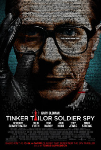 Tinker Tailor Soldier Spy Poster 1