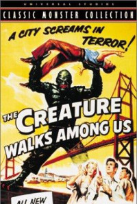 The Creature Walks Among Us Poster 1