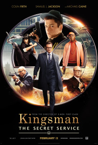 Kingsman: The Secret Service Poster 1