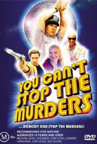 You Can't Stop the Murders Poster 1