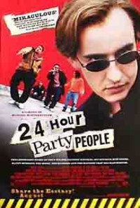 24 Hour Party People Poster 1