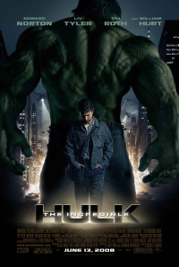 The Incredible Hulk Poster 1