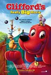 Clifford's Really Big Movie Poster 1