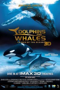 Dolphins and Whales 3D: Tribes of the Ocean Poster 1