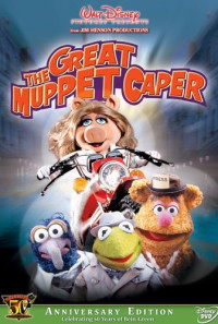 The Great Muppet Caper Poster 1