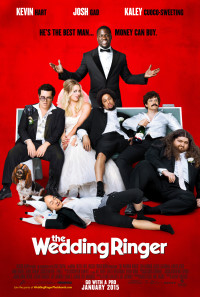 The Wedding Ringer Poster 1