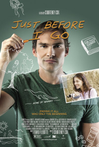 Just Before I Go Poster 1