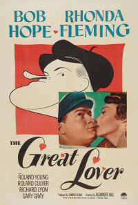 The Great Lover Poster 1
