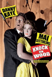Knock on Wood Poster 1