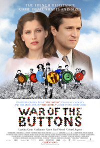 War of the Buttons Poster 1