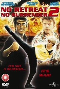 No Retreat, No Surrender 2 Poster 1