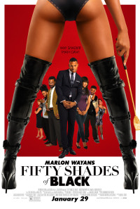 Fifty Shades of Black Poster 1
