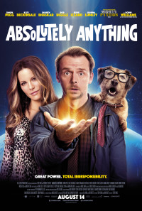 Absolutely Anything Poster 1