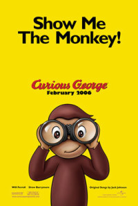 Curious George Poster 1