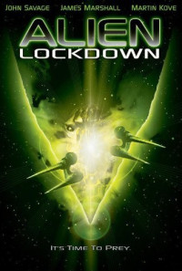 Alien Lockdown Poster 1