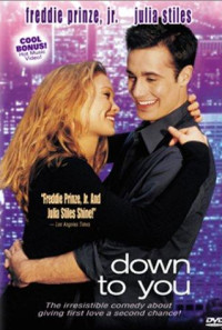Down to You Poster 1