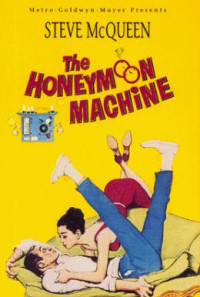 The Honeymoon Machine Poster 1
