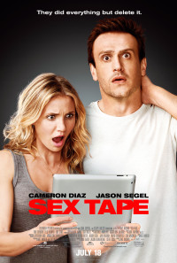 Sex Tape Poster 1