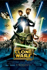 Star Wars: The Clone Wars Poster 1