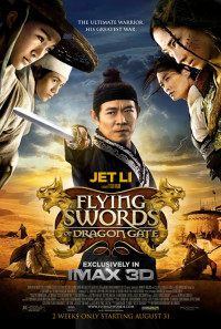 Flying Swords of Dragon Gate Poster 1