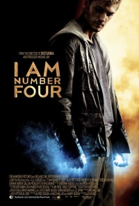 I Am Number Four Poster 1