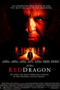 Red Dragon Poster 1