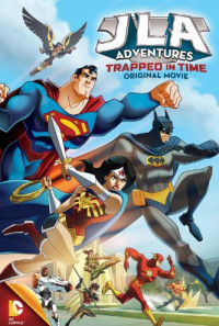JLA Adventures: Trapped in Time Poster 1
