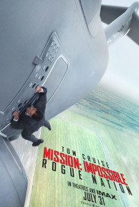 Mission: Impossible - Rogue Nation Poster 1