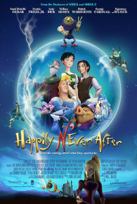Happily N'Ever After Poster 1