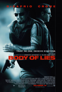 Body of Lies Poster 1