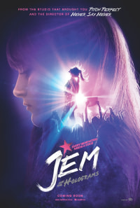 Jem and the Holograms Poster 1