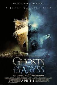 Ghosts of the Abyss Poster 1