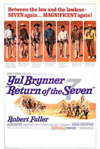 Return of the Seven Poster 1