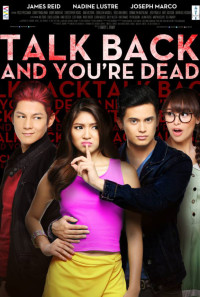 Talk Back and You're Dead Poster 1