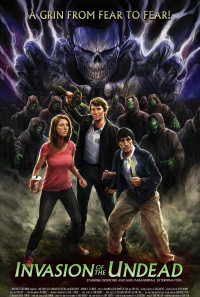 Invasion of the Undead Poster 1
