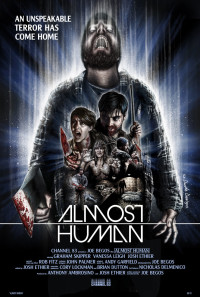 Almost Human Poster 1