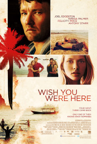 Wish You Were Here Poster 1