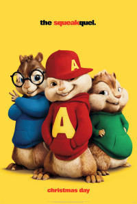 Alvin and the Chipmunks: The Squeakquel Poster 1
