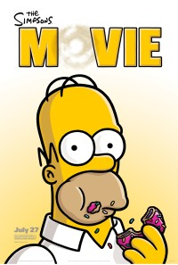 The Simpsons Movie Poster 1