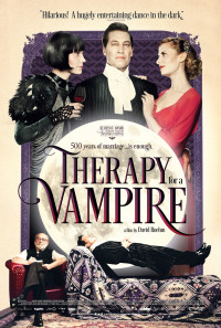 Therapy for a Vampire Poster 1