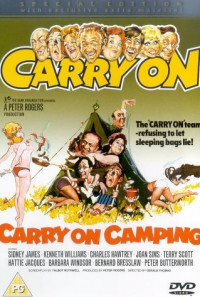 Carry on Camping Poster 1